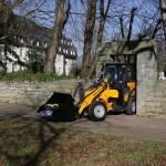 Schaffer 2428 SLT shovel