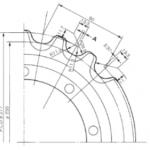 rubbertrack vervangen graafmachine