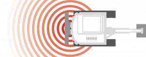 Takeuchi Safety Guard sensoren systeem veiligheid graafmachine