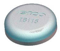 Esco Infinity button