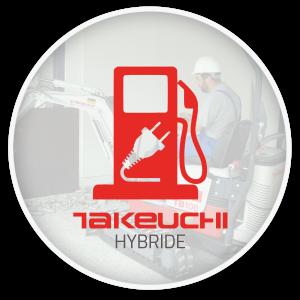 Hybride logo