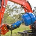 43 Excavator with Earth Drill 4500 and Mixing Bowl Setup EDITED-min